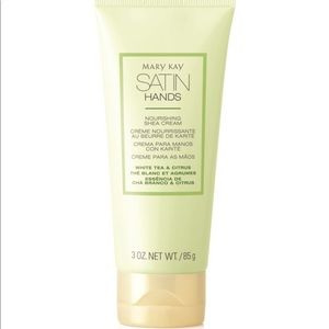 White Tea & Citrus Satin Hands Shea Cream